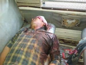 दिबियापर(औरैया)-जमीन के विवाद को लेकर महिला पुलिस की हुयी हत्या