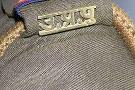 kalpi-बन रहे पुलिस ट्रेनिंग सेंटर का झांसी कमिश्नर और झांसी DIG ने किया निरीक्षण
