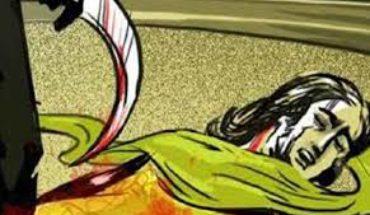 दिबियापर(औरैया)-जमीन के विवाद को लेकर महिला पुलिस की हुयी हत्या Soni News