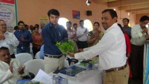 उरई-जानकी पैलेस उत्सव गृह में ''पे्ररणा दिवस'' हुआ सम्पन्न