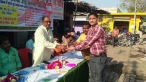 Jalaun-अखिल भारतीय वैश्य एकता परिषद ने चलाया स्वच्छता अभियान