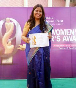 उरई की बेटी दिव्या को मिला राष्ट्रीय सम्मान Soni News