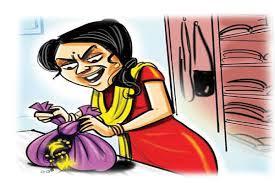 हमीरपुर-बैंक में टप्पेबाजी में मां, बेटियां और बहू धरी गई