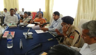 उरई-समाधान दिवस में शिकायतों का निस्तारण समय सीमा के अन्दर अनुसार करायें। Soni News
