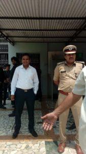 गृहमंत्री राजनाथ सिंह पंहुचें कानपुर,कांग्रेसीयों को प्रशासन ने किया नजर बंद