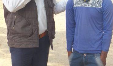 उरई-बेलोरो चालक ने नशे में बाइक चालक को मारी टक्कर ट्रैफिक पुलिसकर्मी ने पकड़ा Soni News