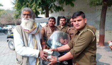 जालौन-कोंच पुलिस ने किया सराहनीय कार्य। Soni News