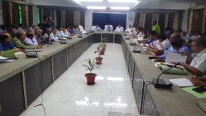 लोकसभा सामान्य निर्वाचन-2019 को सकुशल सम्पन्न कराने हेतु जिला प्रशाशन की तैयारी हुयी पूर्ण
