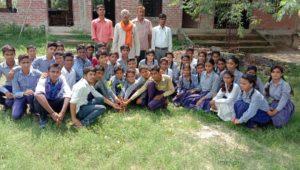 पौधरोपण कार्यक्रम का किया गया आयोजन