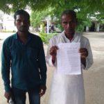 चोरी की अफवाह फैला रहे एक युवक को पुलिस ने किया गिरफ्तार